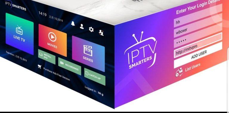 6 Month IPTV Subscription