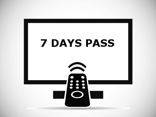 7 Days IPTV Subscription